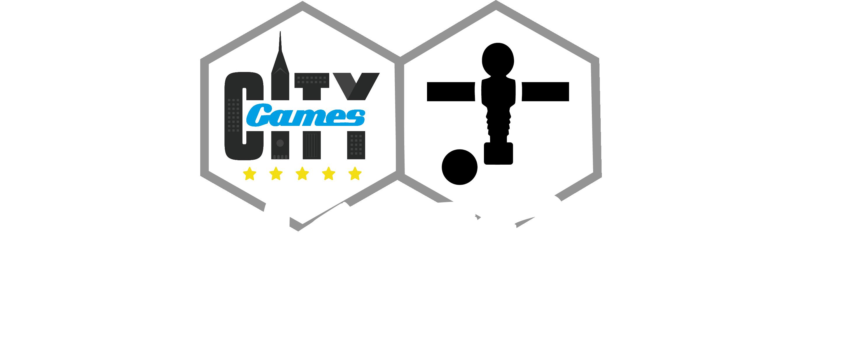 CityGames Kickercup Logo